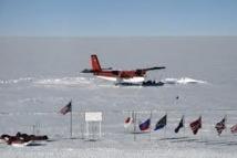 Un avion avec trois membres d'équipage canadiens disparu en Antarctique