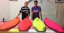 Surf : Steven Pierson en route pour Hawaï
