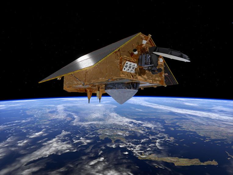 Sentinel-6a va scruter la hauteur des océans pour mieux prévoir le climat