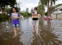 Inondations dans l'État du Queensland : trois morts, selon les derniers bilans