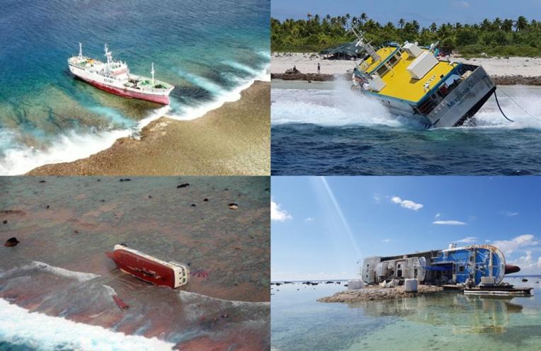 Ces propriétaires de navire échoué qui vont devoir payer
