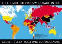 Liberté de la presse : le classement 2013 de Reports sans Frontières pointe du doigt Fidji et la Papouasie-Nouvelle-Guinée