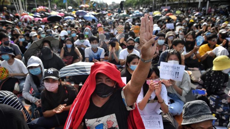 Photo : Photo by Lillian SUWANRUMPHA / AFP) AFP.