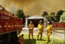 Lutte contre les feux de forêts : nouvelle mission française en Australie