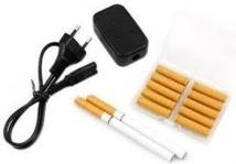 Cigarette électronique, gadget fumeux pour fumeur repenti