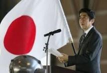 """Japon: M.Abe promet une réponse aux """"provocations"""" liées aux îles disputées"""
