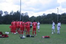 Football: la selection tahitienne s'envole pour Sydney: objectif, coupe des confédérations