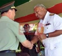 Pékin et Port-Moresby poursuivent leur coopération militaire
