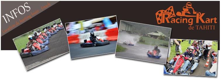 3H de kart de Papenoo: prochaine course le 24 février