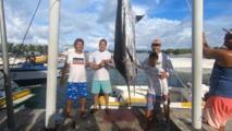 Un haura de 153 kg par la famille Tchoun Tam