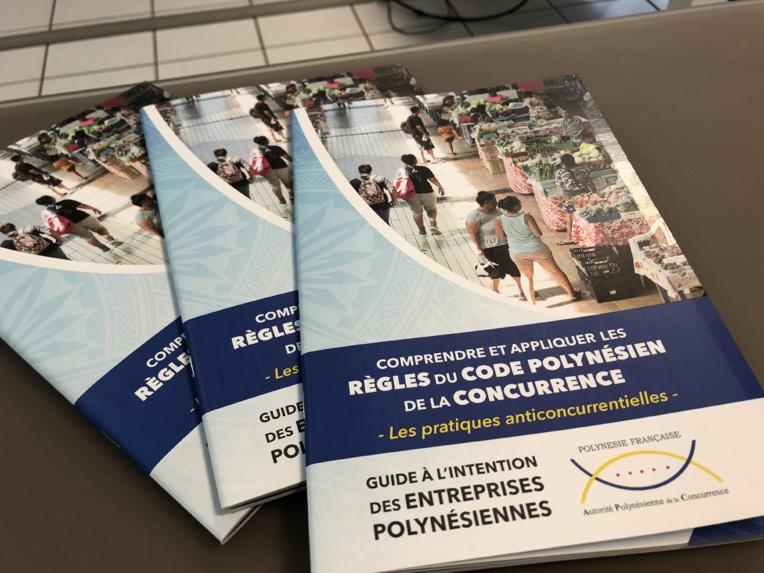 Ce guide d'une cinquantaine de pages présente les principales pratiques anti-concurrentielles, comme les ententes illicites entre entreprises et les abus de position dominante.