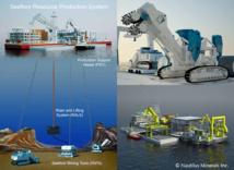 Le projet nautilus solwara reste controversé