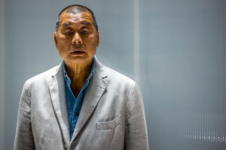 Hong Kong: le magnat pro-démocratie Jimmy Lai placé en détention provisoire