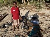 Les répliques freinent les secours après le séisme aux îles Salomon
