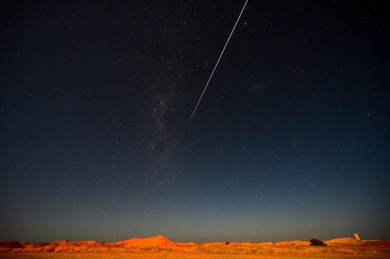 Mission réussie: une sonde japonaise rapporte aux terriens de la poussière d'astéroïde
