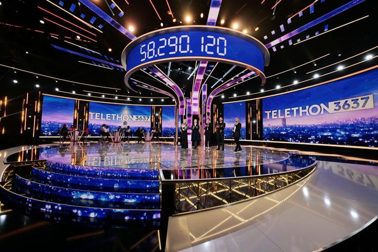 Téléthon: 58,29 millions d'euros de dons lors d'une édition confinée