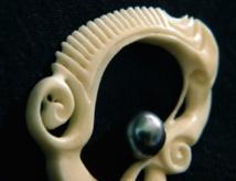 Un souffle d'Art Nouveau sur le bijou polynésien
