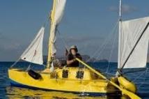 Un retraité suédois à l'assaut des mers du monde sur un minuscule voilier