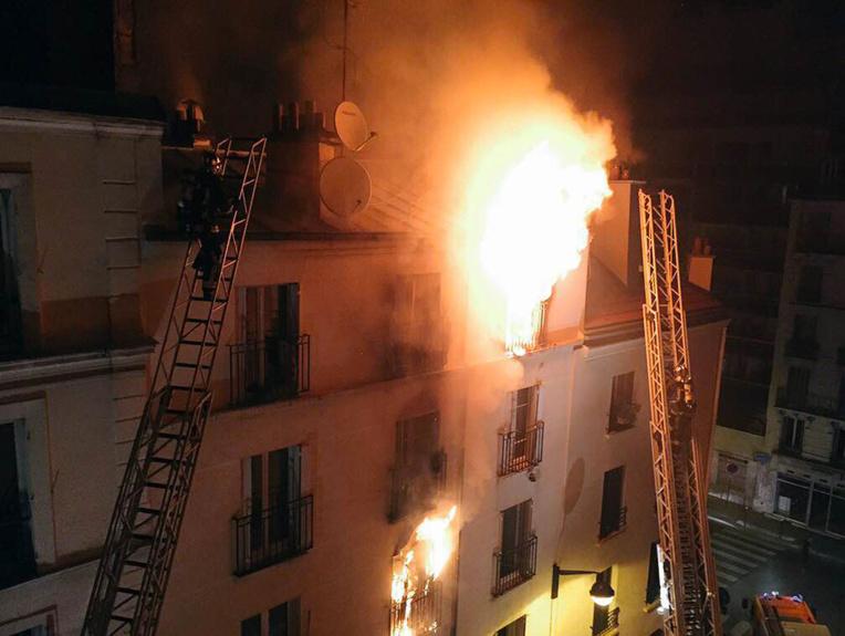 20 ans de réclusion criminelle pour l'incendiaire de la rue Myrha à Paris