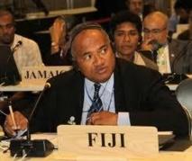 Isikeli Mataitoga, ambassadeur fidjien en poste à Moscou