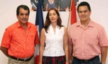 La consule générale de Nouvelle-Zélande reçue par les députés