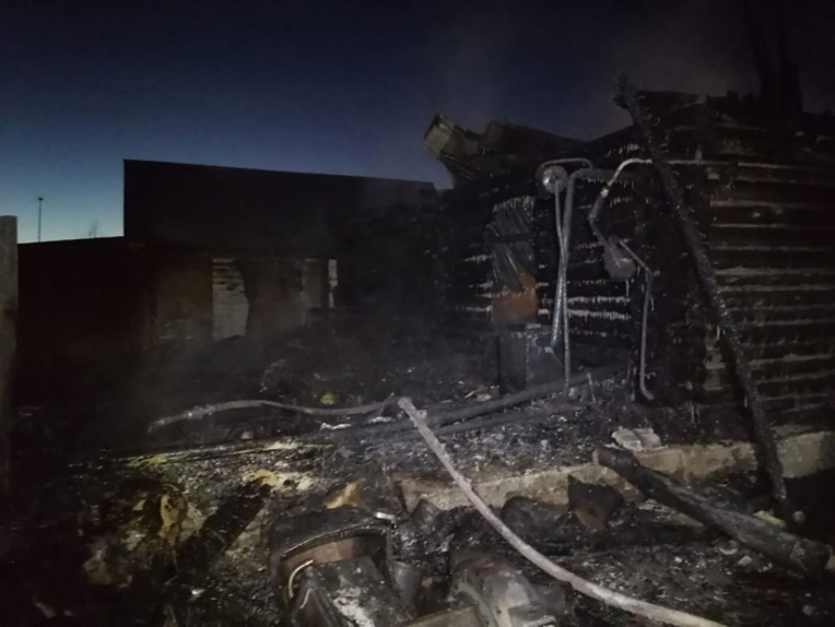 Russie: 11 morts dans un incendie dans une maison de retraite