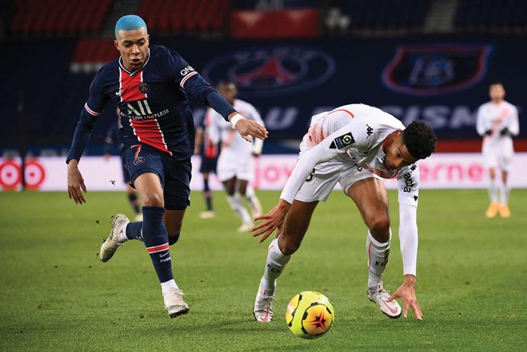 L1: Lille et le PSG sont lancés, fin de série pour Lyon et Marseille