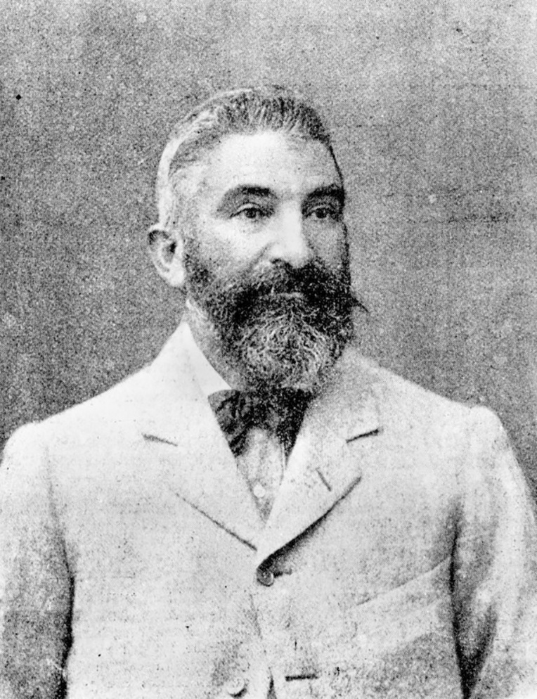 """Robert Arthur Johnstone, le """"chasseur"""" impitoyable d'Aborigènes, qui ne supportait pas les Australiens de couleur, alors que lui-même était le fils d'un métis de père Anglais et de mère Indienne. Il était d'ailleurs surnommé le """"Noir"""" à cause du teint bronzé de sa peau."""