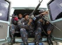 Irian Jaya : l'armée papoue renforce sa présence militaire à la frontière