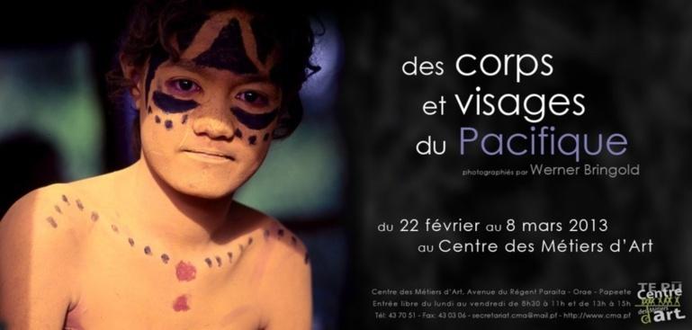 Exposition : « Des corps et visages du Pacifique » photographiés par Werner Bringold
