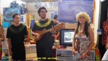 Les étudiants polynésiens de métropole s'impliquent au salon du tourisme Mahana de Lyon