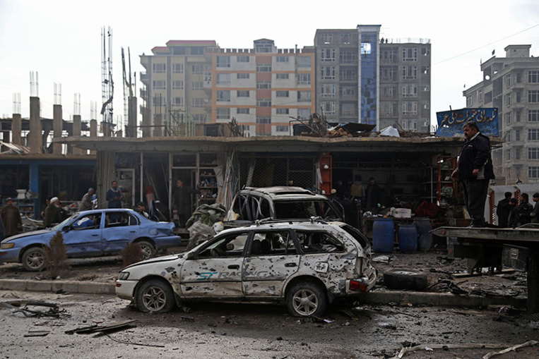 Afghanistan : neuf morts dans l'explosion d'une voiture piégée à Kaboul