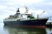 """Le navire perdu dans l'Atlantique est une menace """"imminente"""" pour l'environnement"""