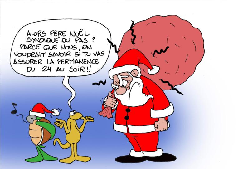 """""""Le réveillon"""", par Munoz"""