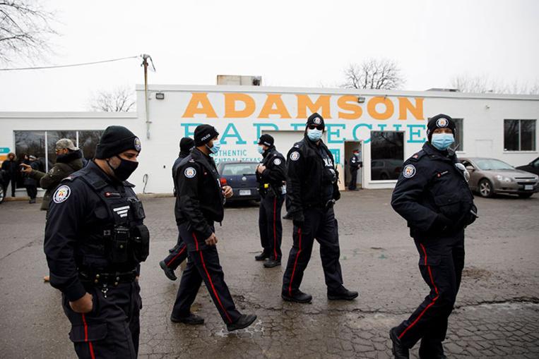 L'Ontario, province la plus peuplée du Canada, annonce un reconfinement dès samedi