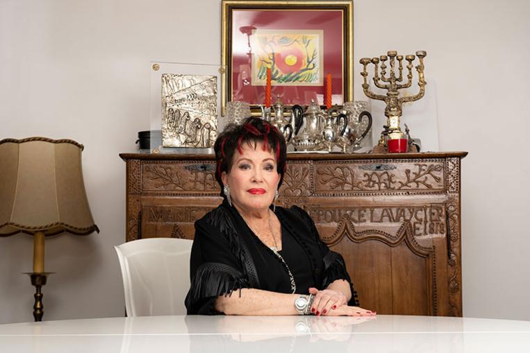 La chanteuse franco-israélienne Rika Zaraï est décédée