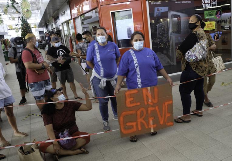 Carrefour : Grosses avancées mais grève maintenue