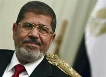 Des opposants égyptiens tentent d'envoyer le président Morsi dans l'espace