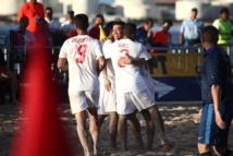 Beach Soccer: Et de 3 ! les tiki toa remportent leur 3ème match face à la France