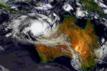 Australie : inondations à l'Est, menace cyclonique sur le front Ouest