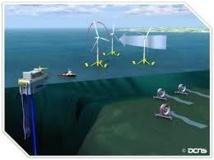 Energies marines renouvelables: la France peut devenir leader mondial