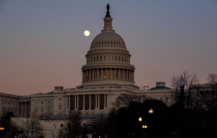 Trump essuie un camouflet au Congrès