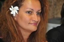Sandra Lévy-Agami représentante à l'Assemblée de Polynésie française.