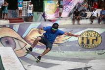 Skate board : Julien Reichart gagne en open