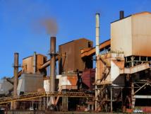 Nickel: une mine de la SLN vandalisée en Nouvelle-Calédonie