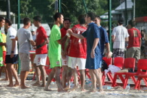 Beach Soccer. Tiki Toa vs France, trois victoires : le bilan.