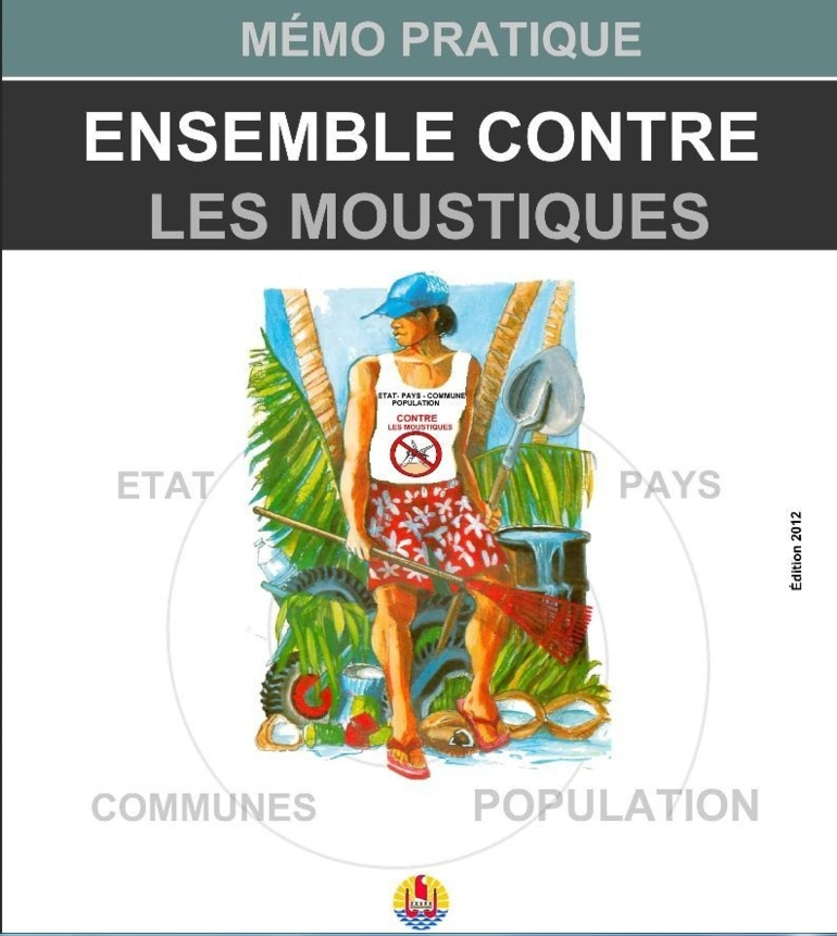 Cliquez sur l'image pour acceder au memo et découvrir comment lutter contre les moustiques