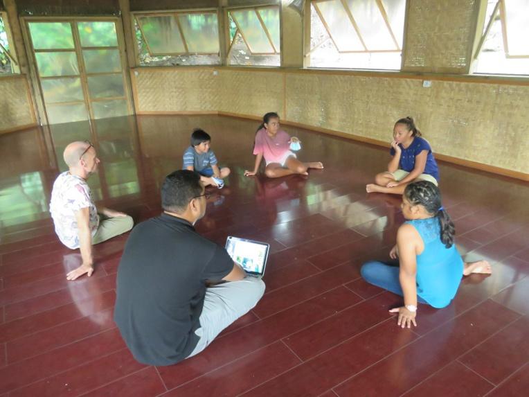 Des ateliers socioculturels pour la jeunesse