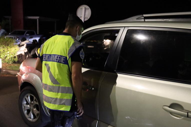 250 gendarmes et 50 policiers nationaux ont été notamment mobilisés pour le week-end de la Saint-Sylvestre.