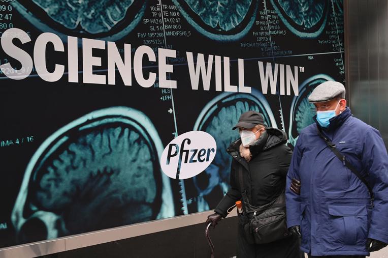 Une personne sur 100.000 a fait un choc allergique au vaccin Pfizer